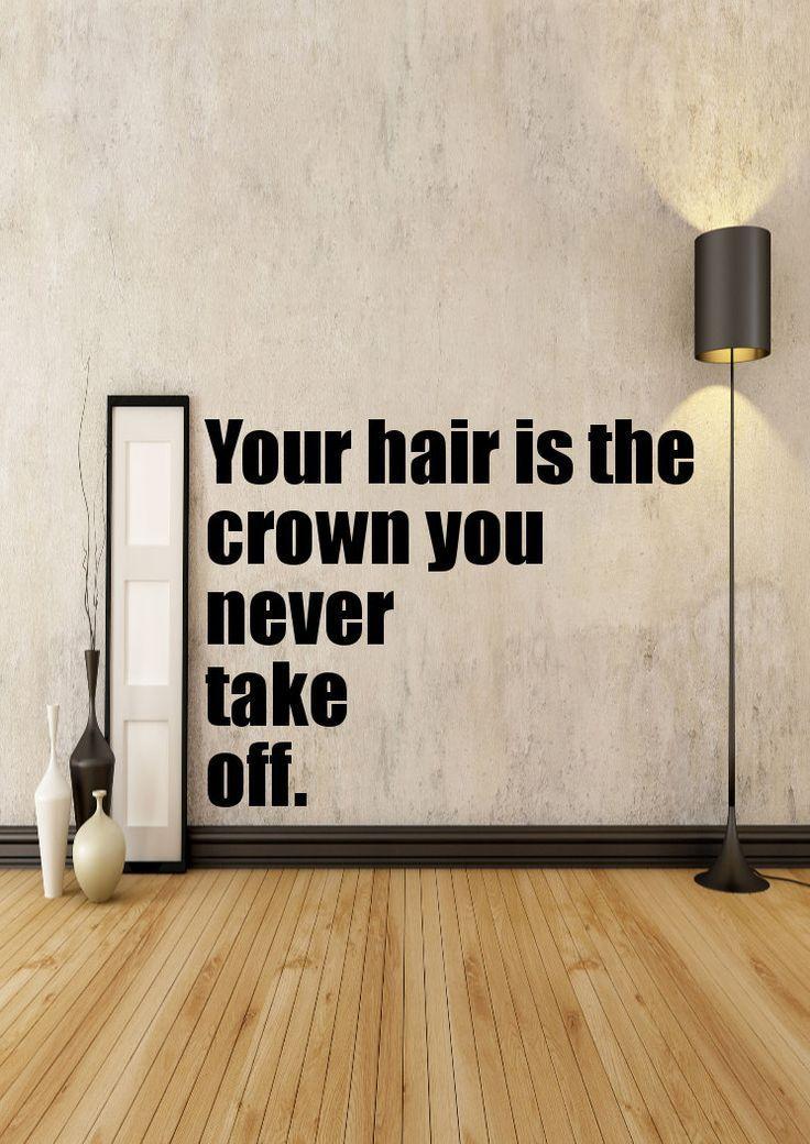 #pinterest #salons # idées # environ #décor # cheveux