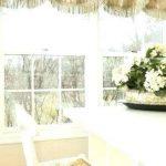 rideaux de salle à manger traitement de fenêtre fenêtre de salon rideau idées me ...