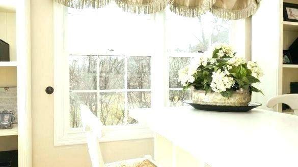 rideaux de salle à manger traitement de fenêtre fenêtre de salon rideau idées me …