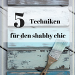 shabby chic - techniques