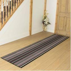 Bambus Seide Loom – Hell Natural Teppich 80×250 Moderner, Läufer Teppich RugvistaRugvista