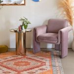 Aries Printed Chenille Rug