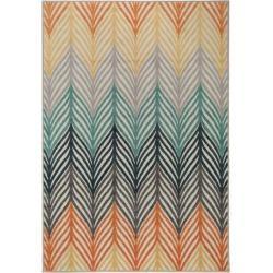 pappelina Molly Outdoor-Teppich – schlammfarben 70 x 400cm PappelinaPappelina