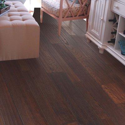 Mohawk Flooring Pembridge Oak 3/8″ Thick x Random Width x Varying Length Engineered Hardwood Flooring Color: Brown