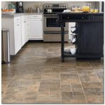 Awesome Laminate Wood Flooring in Kitchen Ideas