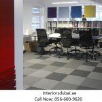 At #InteriorDubai we have wide range of #Office #CarpetTiles in Dubai to choose ...