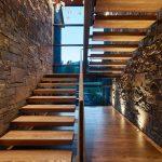 20 anmutige rustikale Treppenentwürfe, die Sie lieben werden