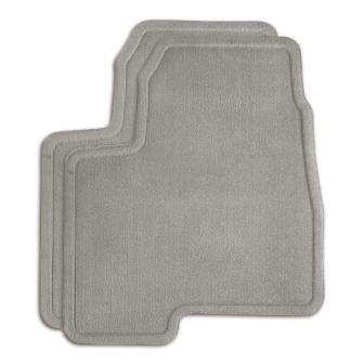 2015 Traverse Floor Mats, Front Carpet Replacements, Titanium (83i) 19300456