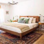 30+ Famous Bedroom Ideas with Beautiful Rug Decor   Elonahome.com