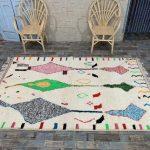 5.2x8.1 Moroccan Azilal Carpet Handmade Rug - Moroccan Decor Rug - Berber Carpet - Area Rug t...