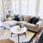 62+ Lovely Rug for Farmhouse Living Room Decorating Ideas