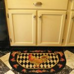Adorable rooster rugs for the kitchen Arts, ideas rooster rugs for the kitchen o...