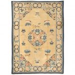 Antique Chinese Rug | From a unique collection of antique and modern chinese and...