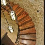 Antique Heart Pine StairsHeart Pine hardwood flooring is reclaimed from the fact...