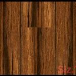 Bamboo Flooring Antique Strand Smooth Wide Plank Click Engineered Bamboo Floorin...