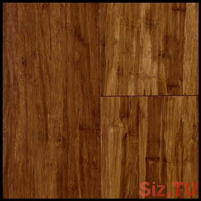 Bamboo Flooring Carbonized Strand Wide Plank Click Engineered Bamboo Flooring 50…