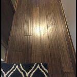 Bamboo Flooring Honey Strand Distressed Wide Plank Click Engineered Bamboo Floor...