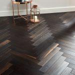 Branscombe Smoked Ember Herringbone Oak Engineered Wood Flooring