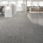 Carpet Tile - Interthread Tile - Deep Navy   Mohawk Group