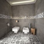 Carrelage Adhésif, Floor Tile Stickers, Carrelage Autocollant, Fliesenaufkleber, Mosaic Wall Art, Fliesensticker, Pack of 32 - SKU:GreyFl