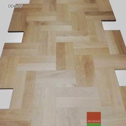 Chevron flooring engineered or solid wood London