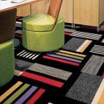 Contemporary Carpet Tiles - modular decorative floor carpet tile by InterfaceFlor,  #Carpet #...
