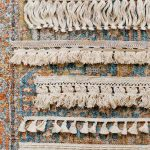 DIY Rug Hack: How to Upgrade an Inexpensive Rug for $10 in 10 Minutes