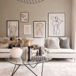 rebfre Schöne Wohnzimmer Interieur-Idee #Wohnzimmer #interiorideen #woonkamer #...