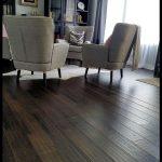 Distressed Bamboo Wood Flooring von Cali Bamboo dunkelbraunes MusterBeautyBlog M...