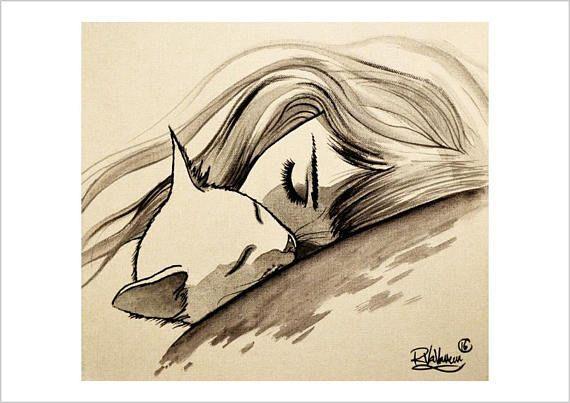 Einen Schlaf