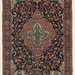 FERAHAN SAROUK, West Central Persian Antique Rug - Claremont Rug Company