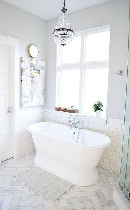 Farmhouse Bathroom Floor Tile Benjamin Moore 21+ Ideas