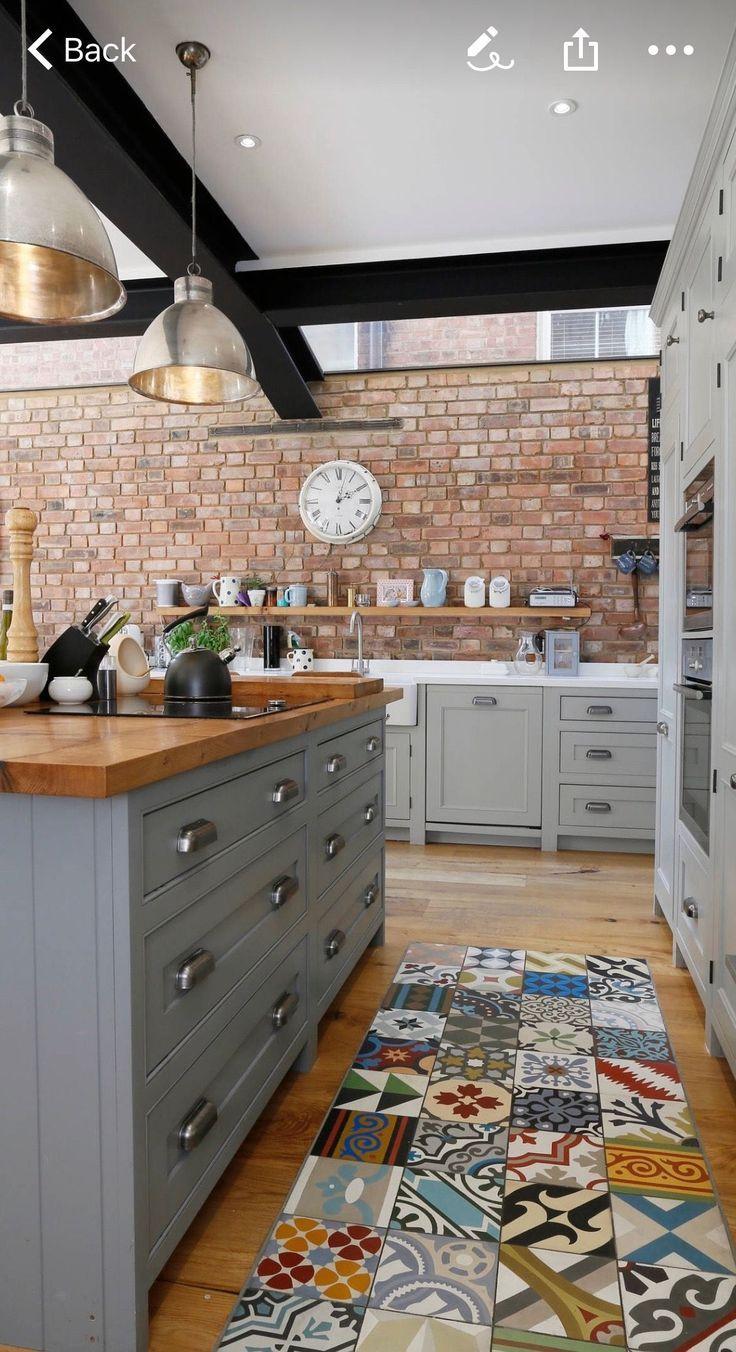 Floor Kitchen Tile Ideas (please try) – #backsplash #floor #Ideas #Kitchen #Tile