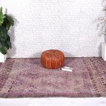Floor rug, Vintage Moroccan rug, 6.2ft x 9.9ft, Bohemian, Handmade wool rugs, Hand knotted rugs, Berber rug, Boujaad
