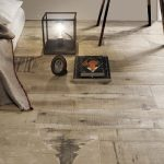 Get style and durability with real hardwood flooring. We have them available in ...