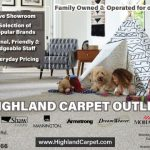 Highland Carpet Outlet: Check out their extensive showroom and huge selection fo...