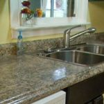 How to Install Plastic Laminate Kitchen Countertops