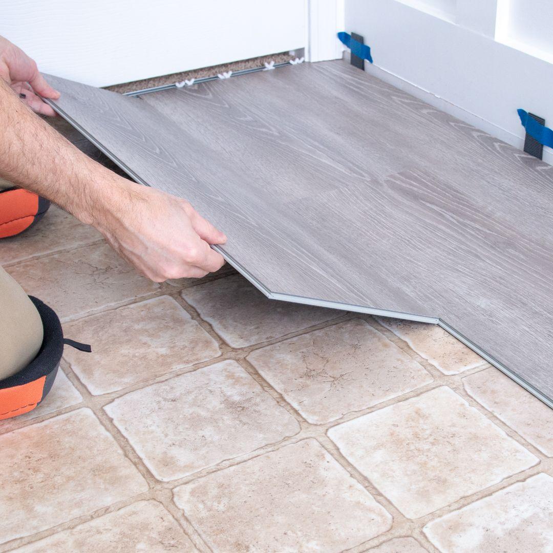 How to Install Vinyl Plank Flooring as a Beginner