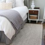 How to pick a Neutral Bedroom Rug Tutorial | DIY Playbook