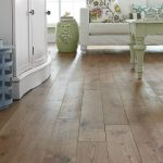 "Impressions Elegance Wheat   Prefinished Oak Hardwood   Solid   5"" width   Rusti..."