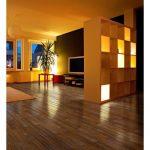 "Islander Flooring 4"" Engineered Bamboo Flooring in Carbonized"