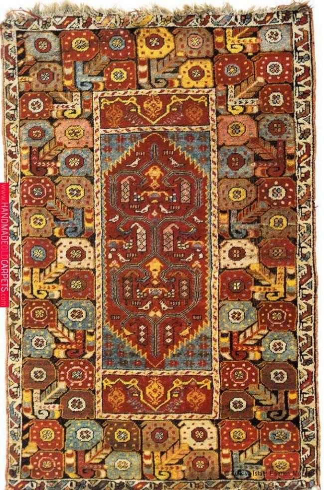 Kirshehir rug , Turkish rug.