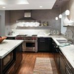 Kitchen Counters: Plastic Laminate Offers Options Aplenty. 3460 calacatta marble...
