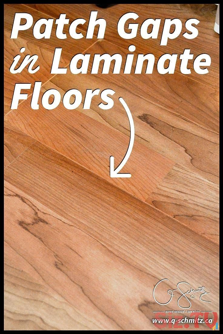 Laminate Flooring How to patch gaps in laminate floors when you have removed a w…