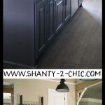 Laminate Flooring in My Kitchen Laminate Flooring in My Kitchen Shanty-2-Chic Sa...