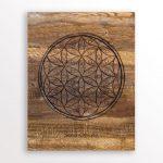 Laminated Crystal Grid Sheet Wood pattern. crystal grid layout sheet. wood pattern crystal grid. Sac