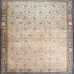 Large Antique Chinese Rug 70293