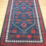 """Large Area Rug 5'97"""" x 8'20"""", Handknotted Rug, Turkey Rug, Decorative Area Rug, Large Floor Rug, Nomadic Rug, Turkish Oriental Rug"""