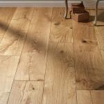 Mansion Natural Oak Brushed & Oiled Engineered Wood Flooring
