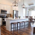 Modernes #Farmhouse #Kitchen #Rustic #Flooring